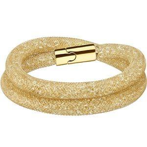 NIB- Swarovski stardust deluxe wrap bracelet